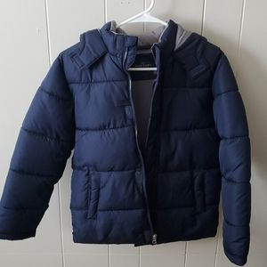 Boys Puffy Winter Coat